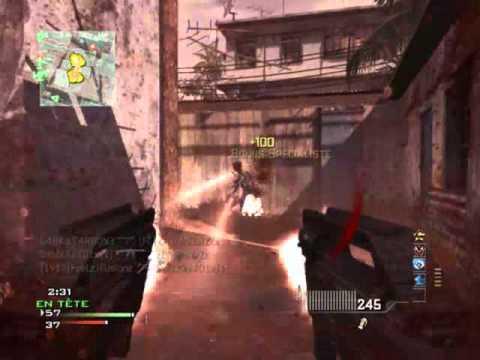D4RK x C4RBON3 - MW3 Game Clip