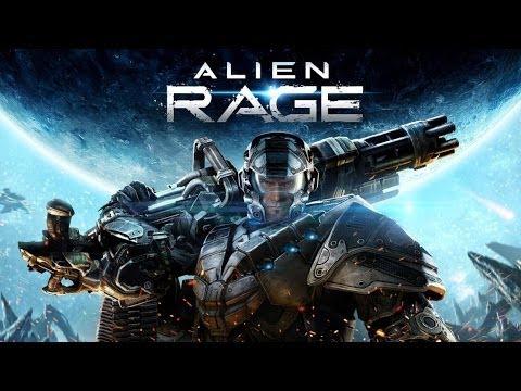 Alien Rage - прохождение