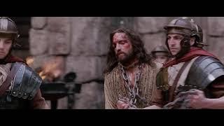 Açoites em JESUS CRISTO - Filme A Paixão de CRISTO do diretor Mel Gibson.mp4