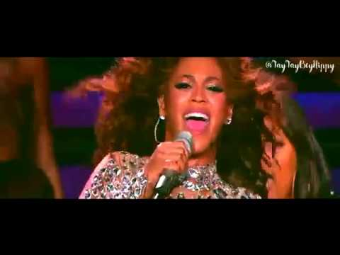 Beyoncé - Upper Chest-Mixed Voice Collection (F#5-C6)