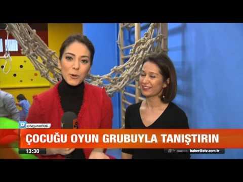 Muzipo Kids İstanbul Ziverbey merkezimiz, Atv gün ortası haberlerindeydi...