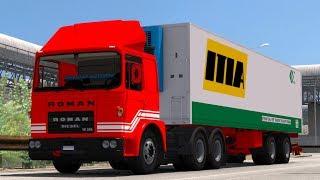 [1.30] Euro Truck Simulator 2 | ROMAN Diesel v1.0 | Mods