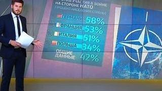 Устав от НАТО: почему европейцы резко передумали воевать с Россией?