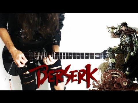 Berserk (2017) season 2 OP 1 サクリファイス ギター弾いてみた/ Guitar Cover