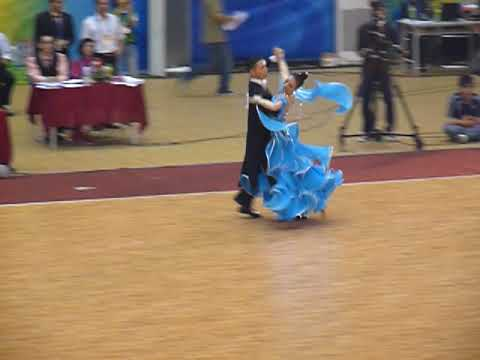 AIG 2009 - Quickstep - Final - Ishihara Masayuki & Kubo Ayami (Japan)
