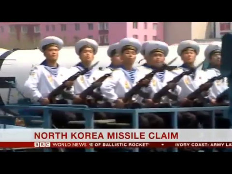 BBC World News 15 May 2017