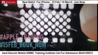iPhone Training Institute - i Tune 4013 Error Solved (5S) By Asia Telecom Expert- Join ASIA TELECOM