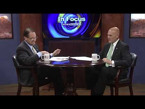 In Focus interview with Rod McSherry, Associate Provost, International and Border Programs, NMSU