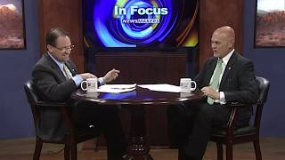 In Focus interview with Rod McSherry, Associate Provost, International and Border Programs, NMSU thumbnail