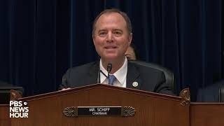 WATCH: Rep. Adam Schiff's full questioning of acting intel chief Joseph Maguire | DNI hearing