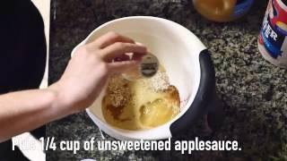 Easy Baby-friendly Waffles