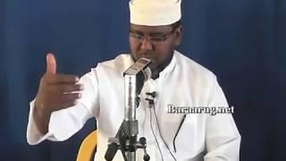 Siiradii Cumar Binu Khadaab Casharkii1 qaybtii 1aad (Sh.Aadan Siiro)