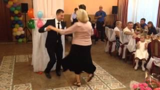 Свадьба семьи Савенко 30.08.2014 Танец с тёщей