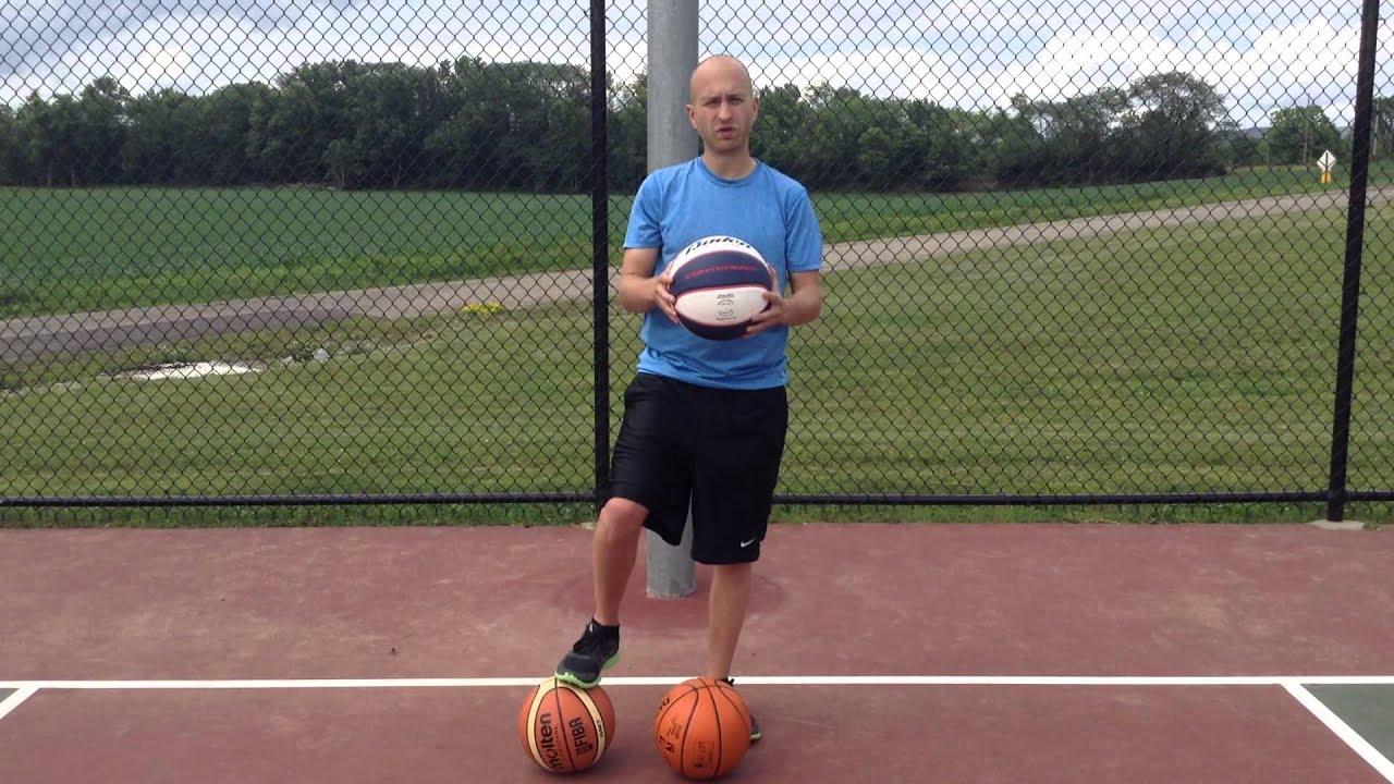 Best Indoor Outdoor Basketballs Youtube