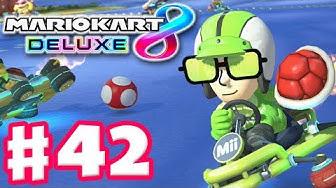 ZackScott Mii! Time Trials, Online Multiplayer - Mario Kart 8 Deluxe - Gameplay Walkthrough Part 42
