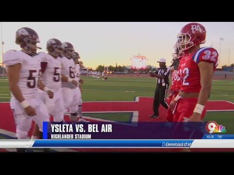 El Paso High School Football Live Coverage Parkland At Ysleta Is
