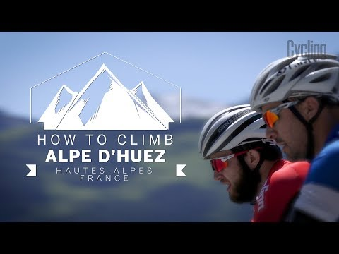 How to climb Alpe d'Huez | Cycling Weekly