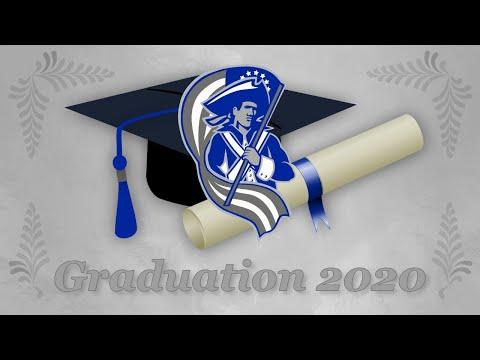 Rich High School 2020 Graduation Ceremony