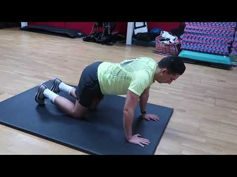 BBTG: Glute and cure activation routine