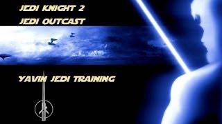 airgaming15: Jedi Knight 2 Jedi Outcast Yavin Jedi Training