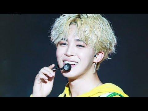 BTS Jimin Yellow Set On Inkigayo Concert