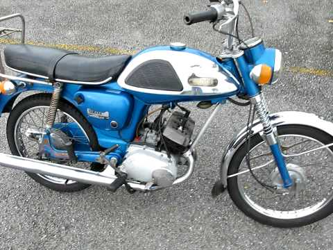 YAMAHA YL1 100cc TWINJET - Original and still in use today!