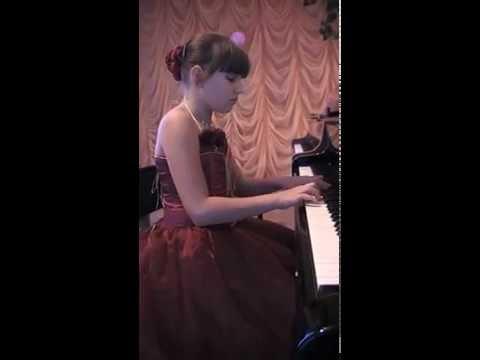 Херсон. Музыкальная школа .№1. (.22 мая 2009 )г., Ухварина Елизавета