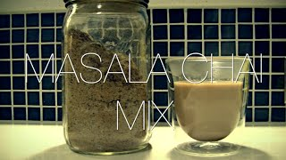Masala Chai Tea Mix Recipe