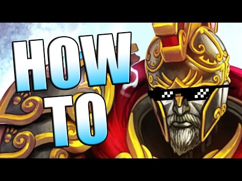 How To Janus - SMITE Montage