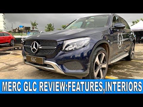2019 Mercedes GLC Review   GLC 220d Progressive   Price, Features, Interiors   India