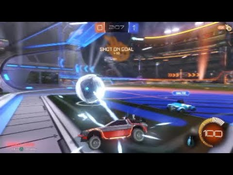 Rocket League 3v3 Private Match Champions Field Night Youtube