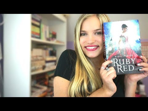 Ruby Red By Kerstin Gier | Book Review