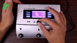TC Helicon Play Electric - demo, test, r...