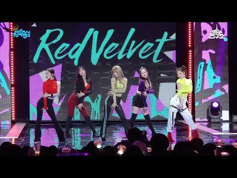 [예능연구소 직캠] 레드벨벳 RBB @쇼!음악중심_20181201 RBB Red Velvet in 4K