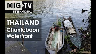 Chantaboon Waterfront Community in Thailand
