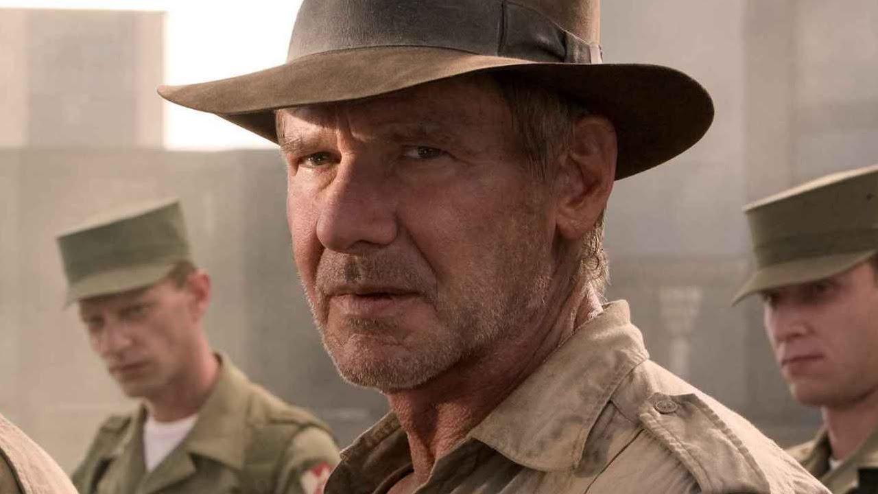 Indiana Jones 5 Officially Announced!