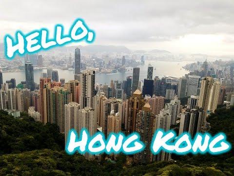 Exploring Hong Kong!