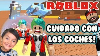 Fall Free in Roblox Watch out for Cars Roblox Roleplay Games