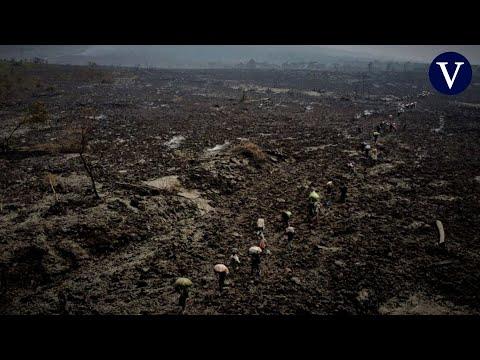 Erupción límnica, una amenaza que obliga a evacuar miles de personas en el Congo