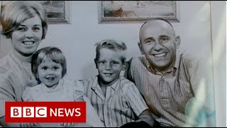 Apollo Moon landing: 'My dad literally loved us to the Moon and back'  - BBC News