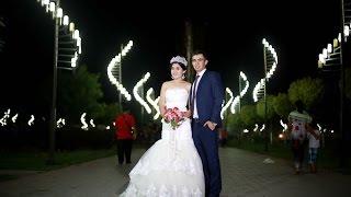 Рустам-Эльмира 2015 свадьба в Шымкенте
