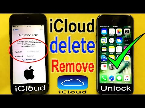 how to unlock and Remove ANY iOS || iCloud Activation lock || 100% Guaranteed 2017
