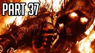 Batman Arkham Knight Walkthrough Gameplay Part 37 - Gotham Is Hell (PS4/XB1/PC 1080p HD)