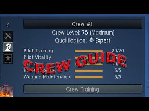 War Thunder || Crew Guide || Aircraft & Tanks (RB and AB)