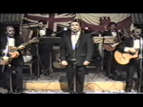 Los PENINSULARES Gibraltar Casino 1993 Last Performance T1