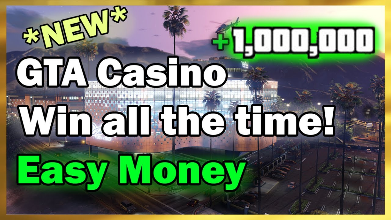 How to win EVERY TIME in the GTA 5 Casino - $500,000 in 30 minutes! Horse  betting!