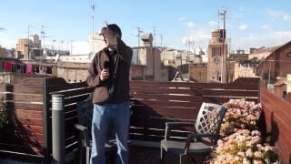 Наша квартира в Барселоне(Рассказываю о новом сервисе по бронированию квартир в Барселоне., 2014-03-27T10:08:59.000Z)