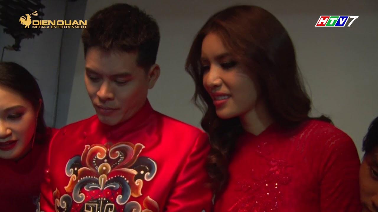 Đấu trường võ nhạc | Minh Tú, John Huy Trần, Thúy Vân, Gemma Nguyễn xúm xính trong áo dài đón Tết