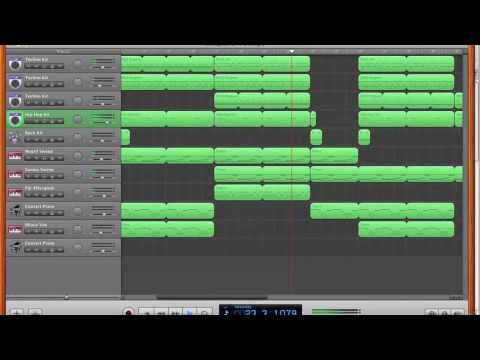 Beat Made in GarageBand