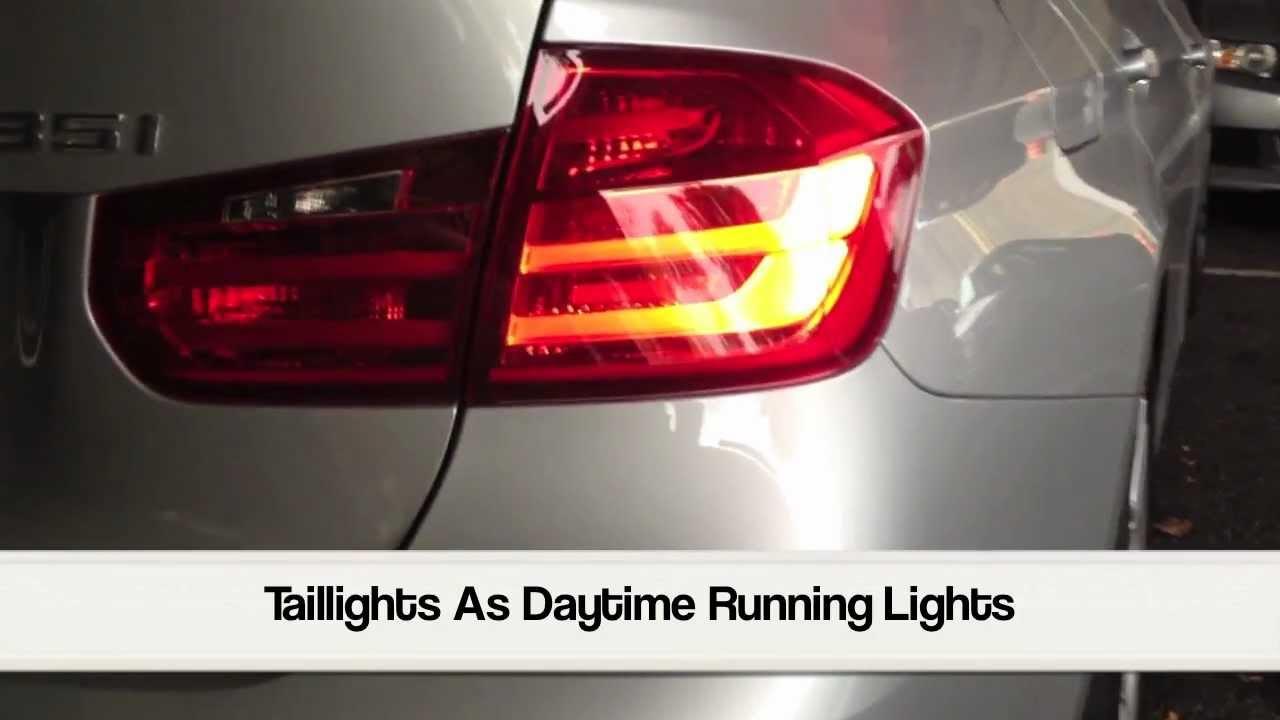Bmw Coding F30 335i Sedan Dvd In Motion Drl Taillights